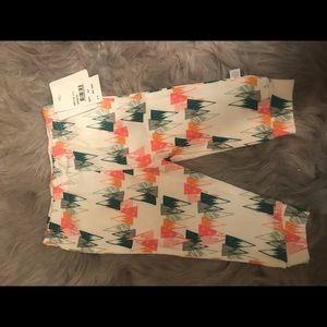 Rosie Pope patterned leggings